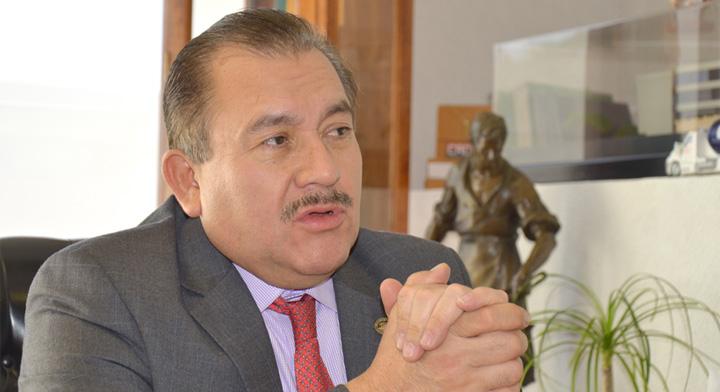 Rodolfo Gerardo González Guzmán, Secretario General de la CROM