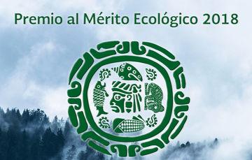 Participa en el Premio al Mérito Ecológico 2018
