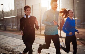 La ropa para hacer ejercicio es igual de importante que el deporte mismo.