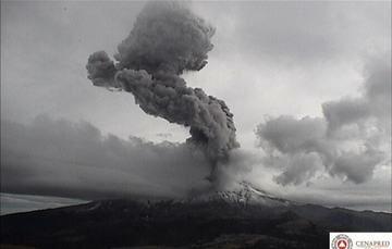 Explosión del 30 de enero de 2018 a las 16:21 h.