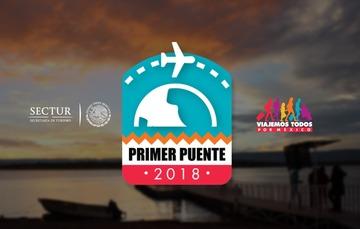 Conoce todo lo que México tiene que ofrecer para que disfrutes del primer puente de 2018.