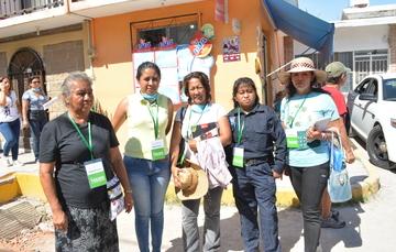 En la Ciudad de México existen 1,669 mujeres que integran esta red.