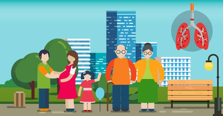 Debido al riesgo que representa la presencia de altas concentraciones de ozono en los próximos meses, la CAMe recomienda a la población en general tomar precauciones para evitar daños a la salud.