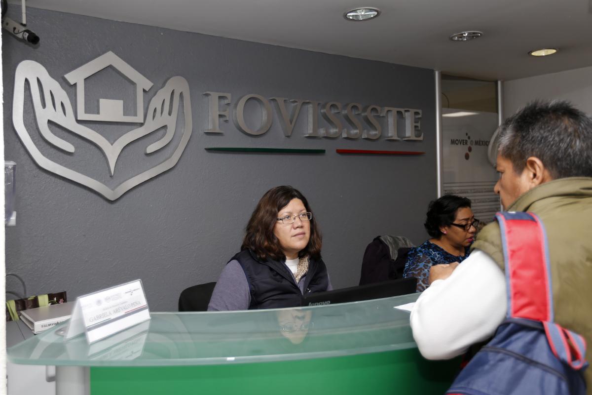 Libera FOVISSSTE cinco mil créditos tradicionales, suman 25 mil a los créditos que están en proceso de obtener su casa