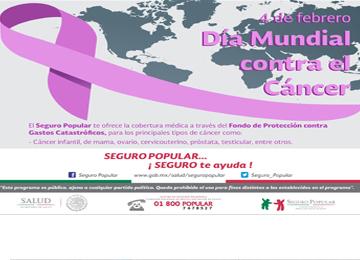 """""""Día Mundial contra el Cáncer"""""""