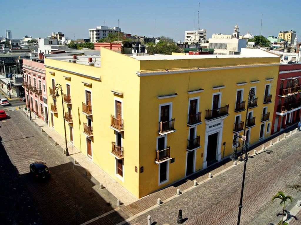 Sede del Archivo y Biblioteca Históricos de la Ciudad de Veracruz