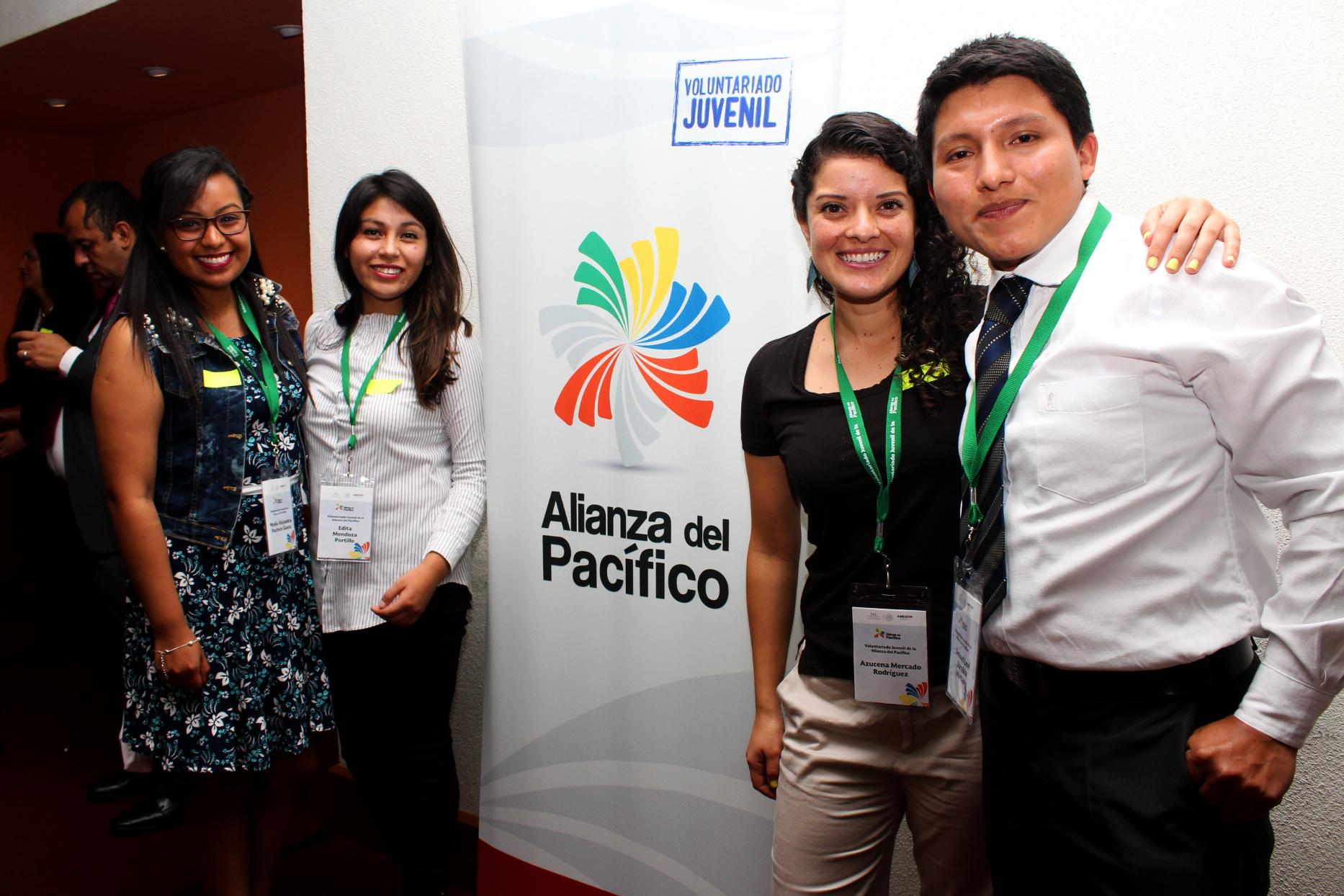 El Encuentro busca ser un espacio en el que las y los jóvenes de los cuatro países construyan soluciones a problemáticas locales, nacionales e internacionales.
