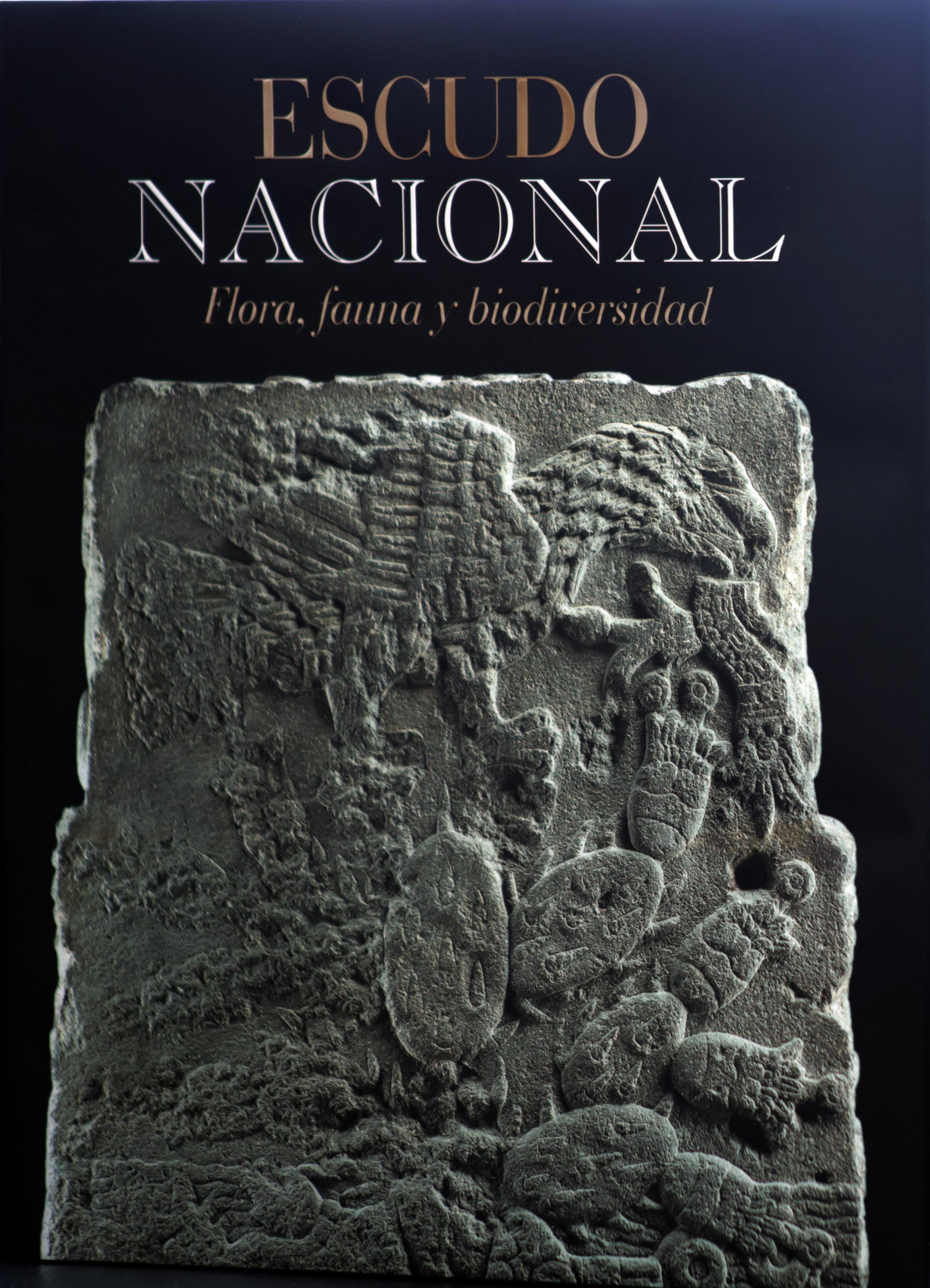 Escudo Nacional Flora Fauna Y Biodiversidad Secretaría