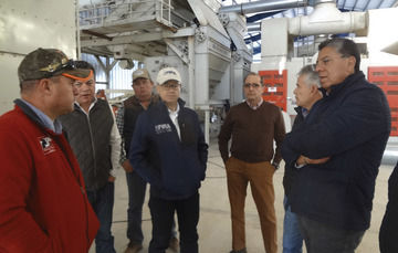 Impulsa FIRA proyectos estratégicos en el sector agropecuario y medio rural de Chihuahua