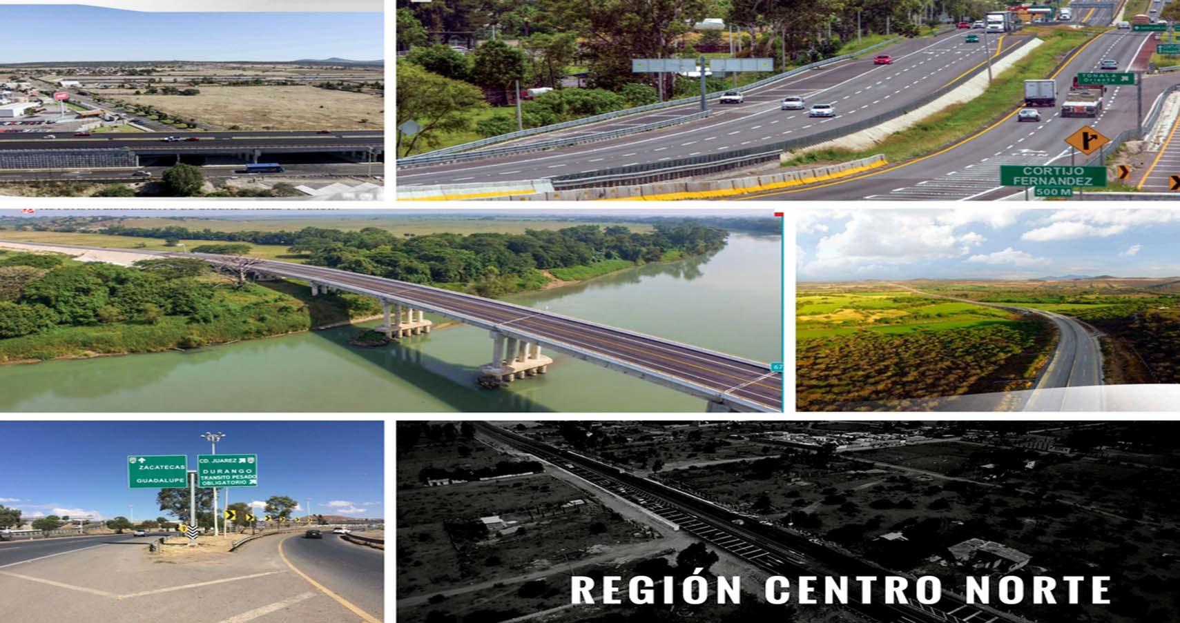 #ObrasParaTi Región Centro Norte