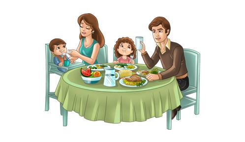como iniciar la alimentacion complementaria a los 6 meses a un ano