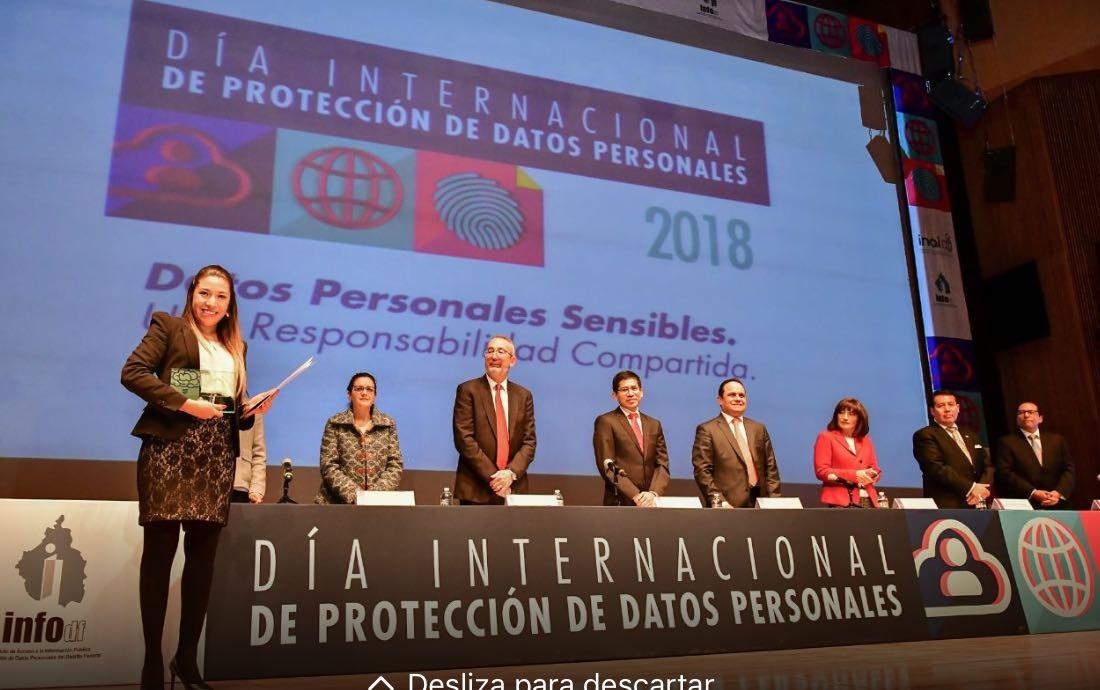 Premia INAI a la SFP en innovación y buenas prácticas en la protección de datos personales
