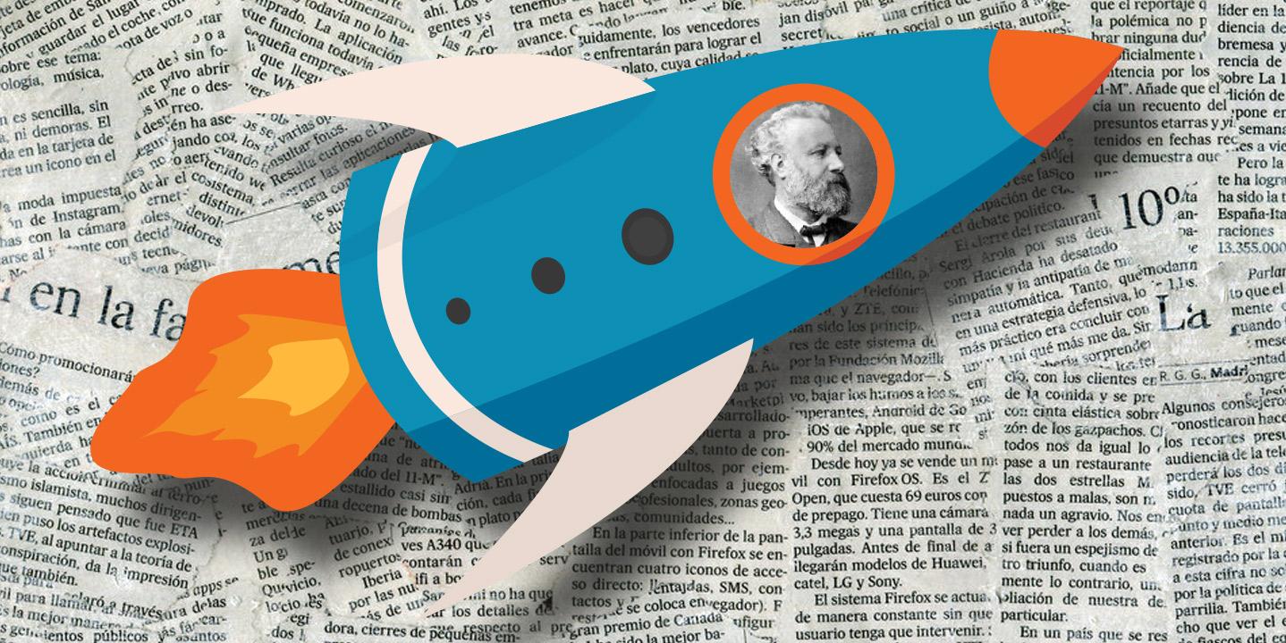 10 cosas sobre Julio Verne