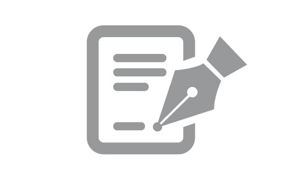 ícono de registro
