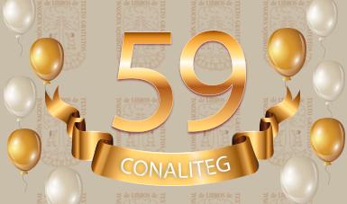 Aniversario 59 de la CONALITEG
