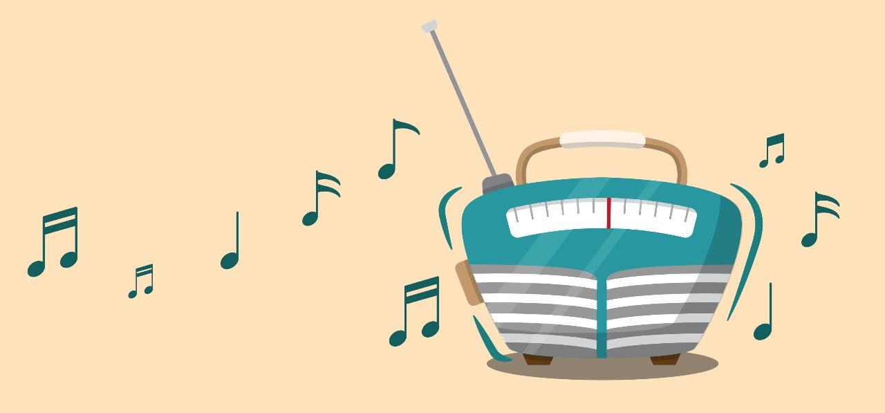 Foto de radio