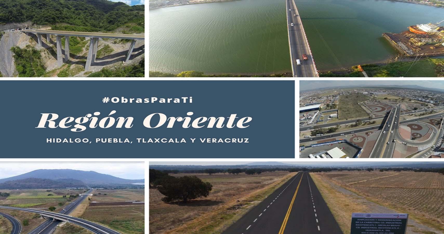 #ObrasParaTi | #RegiónOriente