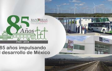 Actualmente, Banobras es el quinto banco del sistema bancario mexicano y el primero de la Banca de Desarrollo en México.