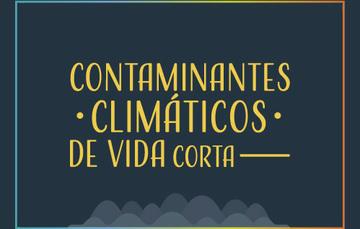 Campaña INECC sobre los contaminantes climáticos de vida corta