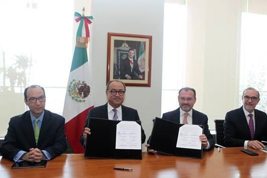 SRE y SEP firman Convenio de Colaboración para fortalecer la identidad, la cultura y el idioma español en el exterior