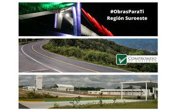 #ObrasParaTi | #RegiónSuroeste