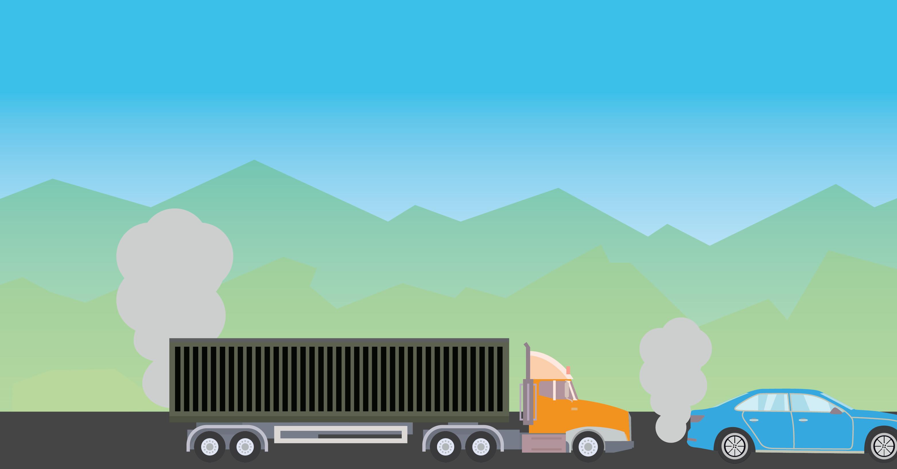 Campaña de detección y sanción de vehículos ostensiblemente contaminantes 2018.