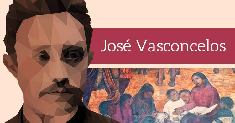 """Propuso el lema que aún conserva la UNAM: """"Por mi raza hablará el espíritu""""."""