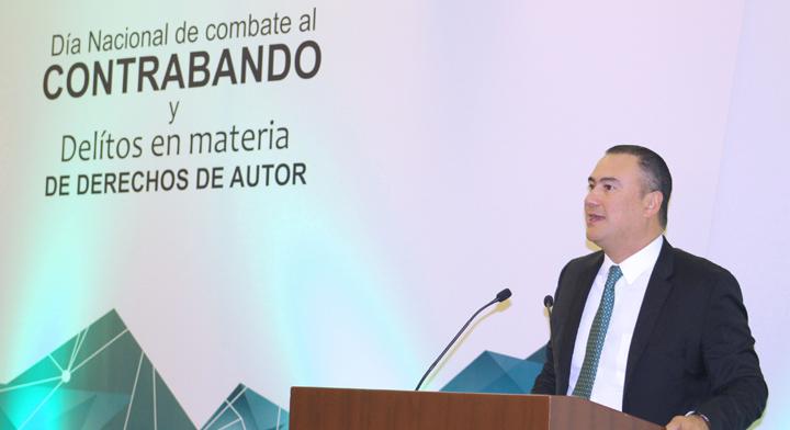 Manuel Herrera Vega, Presidente de CONCAMIN