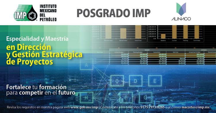 Nuevos Programas de Posgrado IMP.
