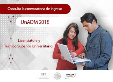 UnADM 2018