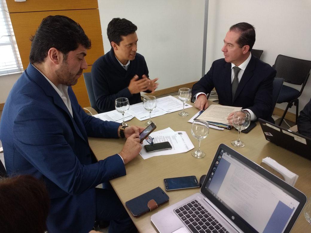 Expone México avances regulatorios durante encuentro sanitario en la Alianza del Pacífico