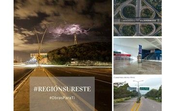 #ObrasParaTi | #RegiónSureste