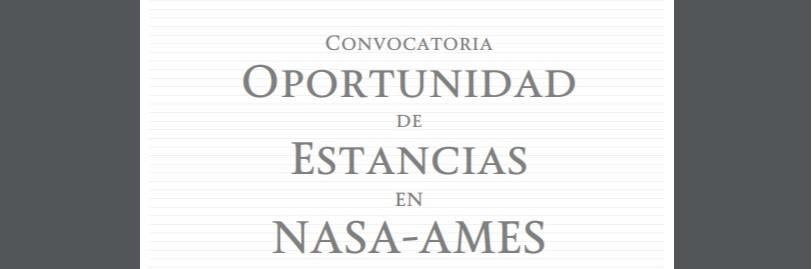 Lanza AEM nueva convocatoria para que estudiantes mexicanos puedan formarse en NASA