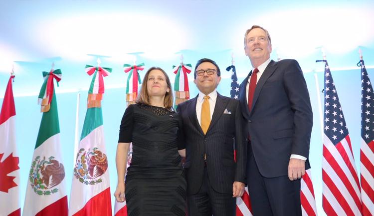 Concluye la Séptima Ronda de Negociaciones para la Modernización del TLCAN