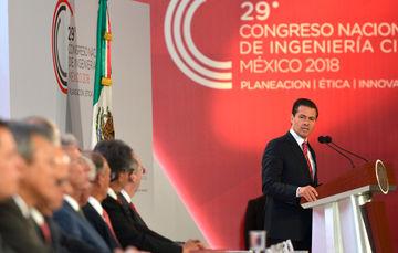 """29º Congreso Nacional de Ingeniería Civil """"Planeación, Ética e Innovación para un Desarrollo Equitativo y Sustentable"""""""