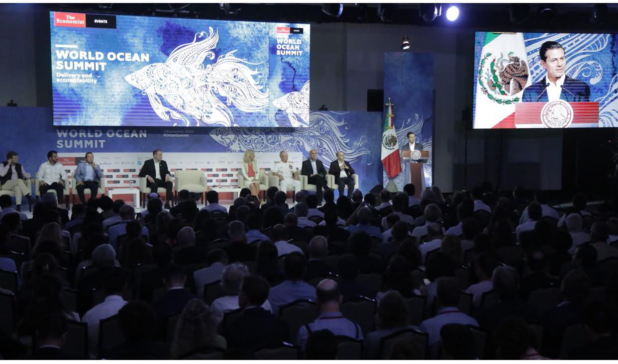 El presidente Enrique Peña Nieto aseguró que el México de hoy está orgulloso de su patrimonio natural y está comprometido con el cuidado del medio ambiente.