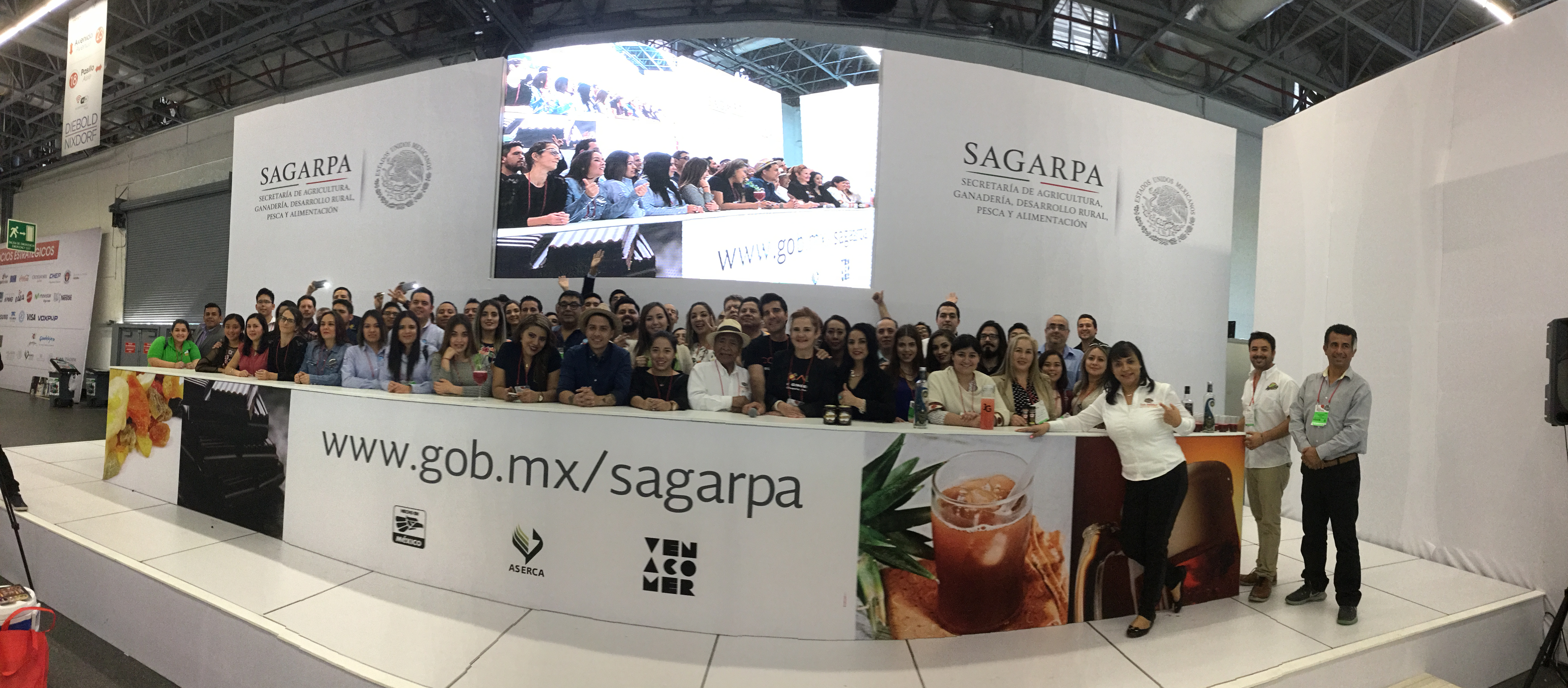 Expo Antad & Alimentaria México 2018.