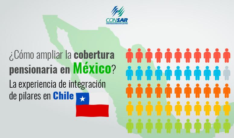 ¿Cómo ampliar la cobertura pensionaria en México?   La experiencia de integración de pilares en Chile.