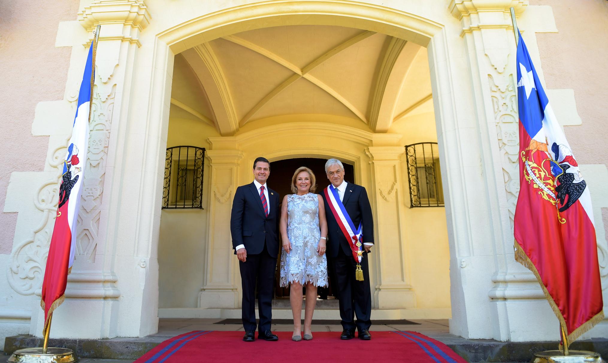 México y Chile son, además, socios en la Alianza del Pacífico, exitoso mecanismo creado en 2011 junto con Colombia y Perú, que promueve la integración económica en la región.