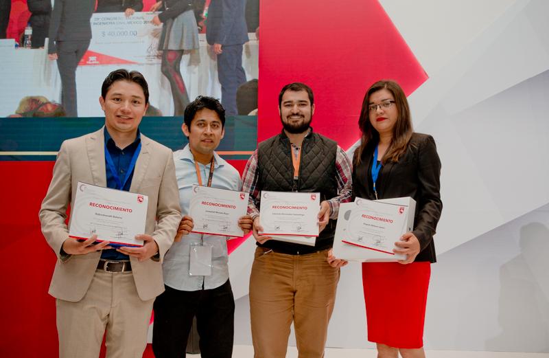 Alumnos del Posgrado IMTA-UNAM son reconocidos en el XXIX Congreso Nacional de Ingeniería Civil