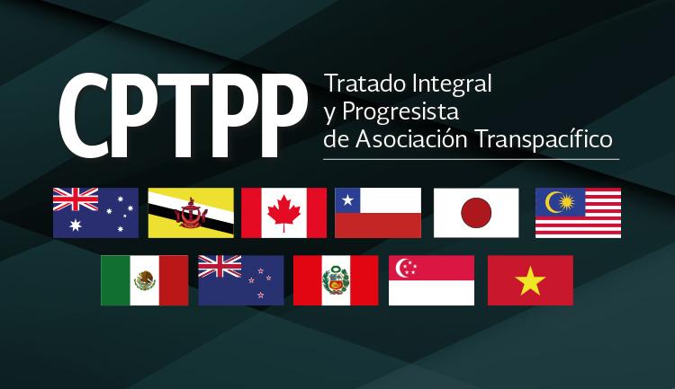 México firmó el Tratado Integral Y Progresista de Asociación Transpacífico (CPTPP)