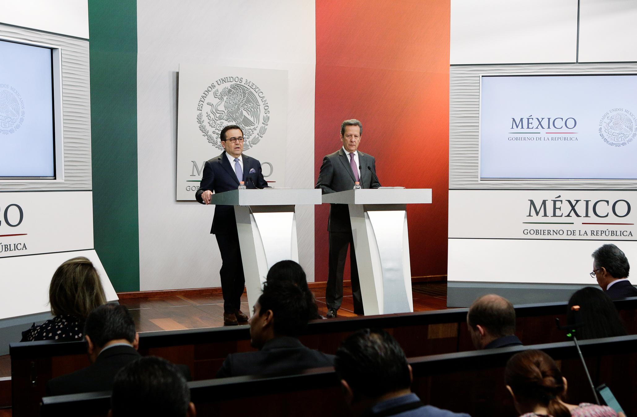 """La semana pasada los países integrantes, incluido México, firmaron el CPTPP, """"un instrumento internacional con alcances que no se habían visto en más de un cuarto de siglo"""": ESH"""