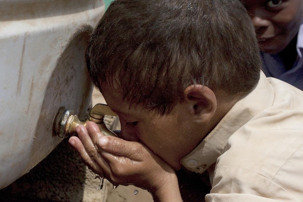 Debemos dar a la acción del agua la prioridad y la atención urgente que merece.