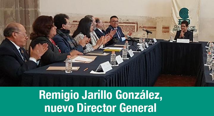 Nuevo Director General del Colegio de Bachilleres