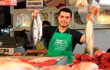 Es ideal consumir pescados y mariscos mexicanos