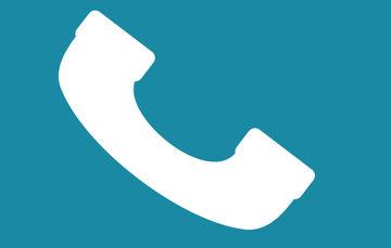 Icono de telefono