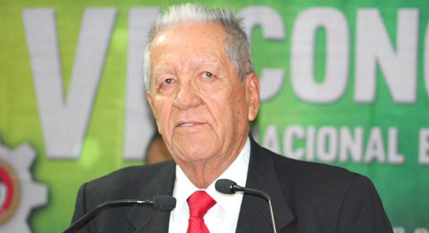 José Ángel Ponce García, Secretario General STIASRM