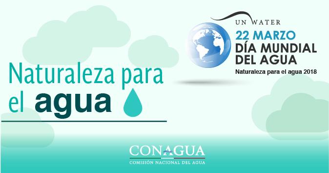 El Día Mundial del Agua.