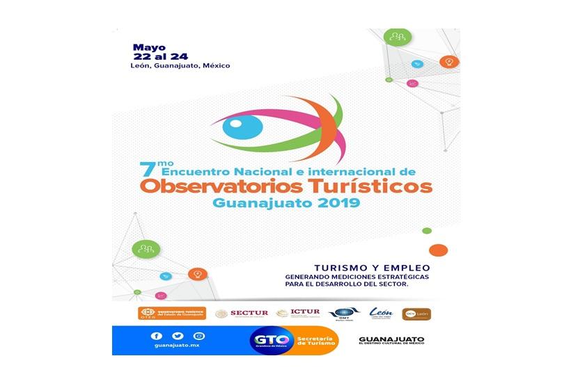 Encuentro Nacional e Internacional de Observatorios Turísticos