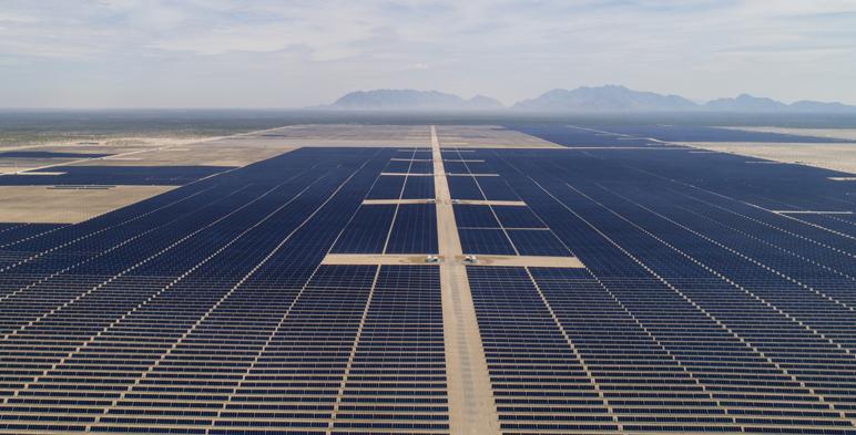 Se Inaugura La Planta Solar Villanueva En Coahuila Secretaria De Energia Gobierno Gob Mx